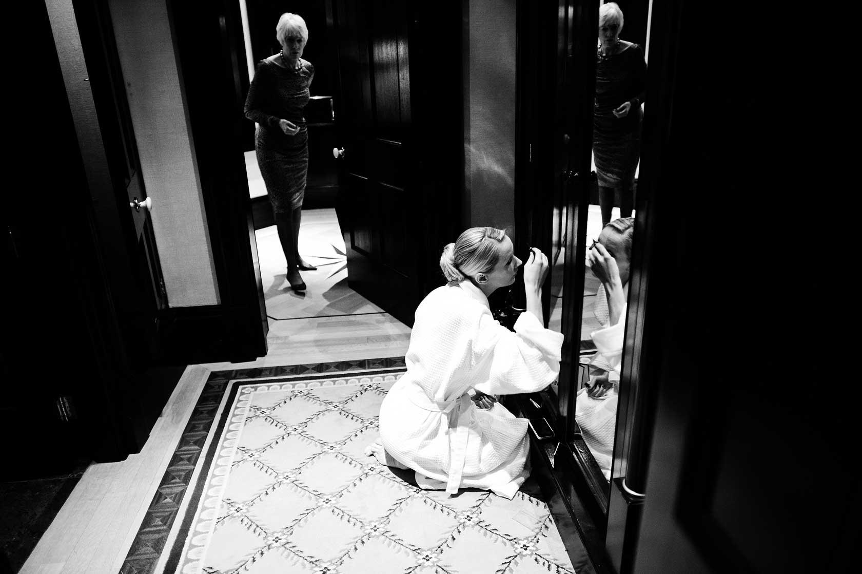Wedding Photographer at The Lanesborough