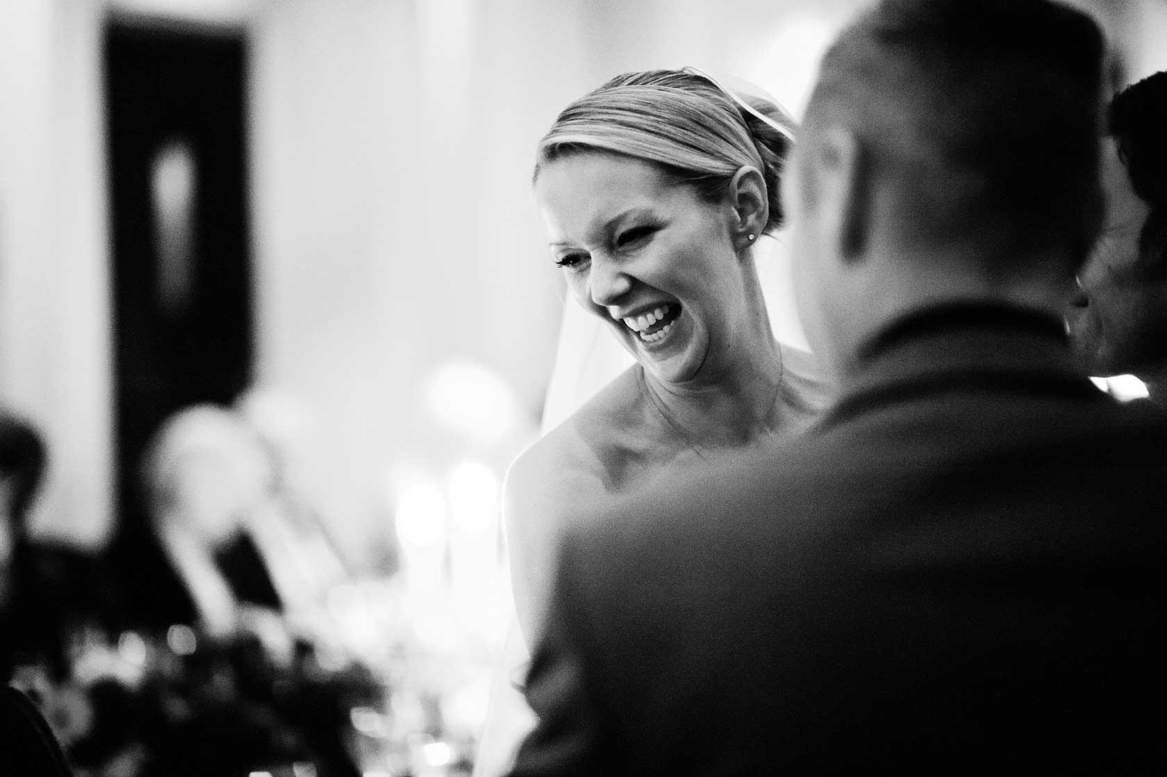 Reportage Wedding Photography at Christmas