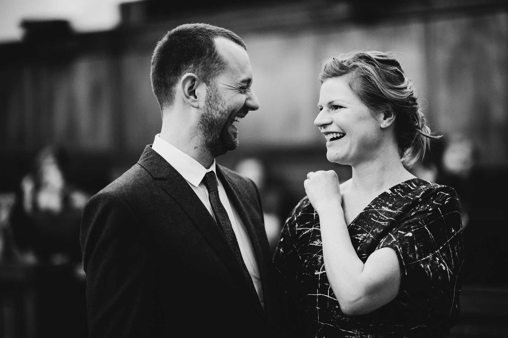 Reportage Wedding Photography at Town Hall Hotel