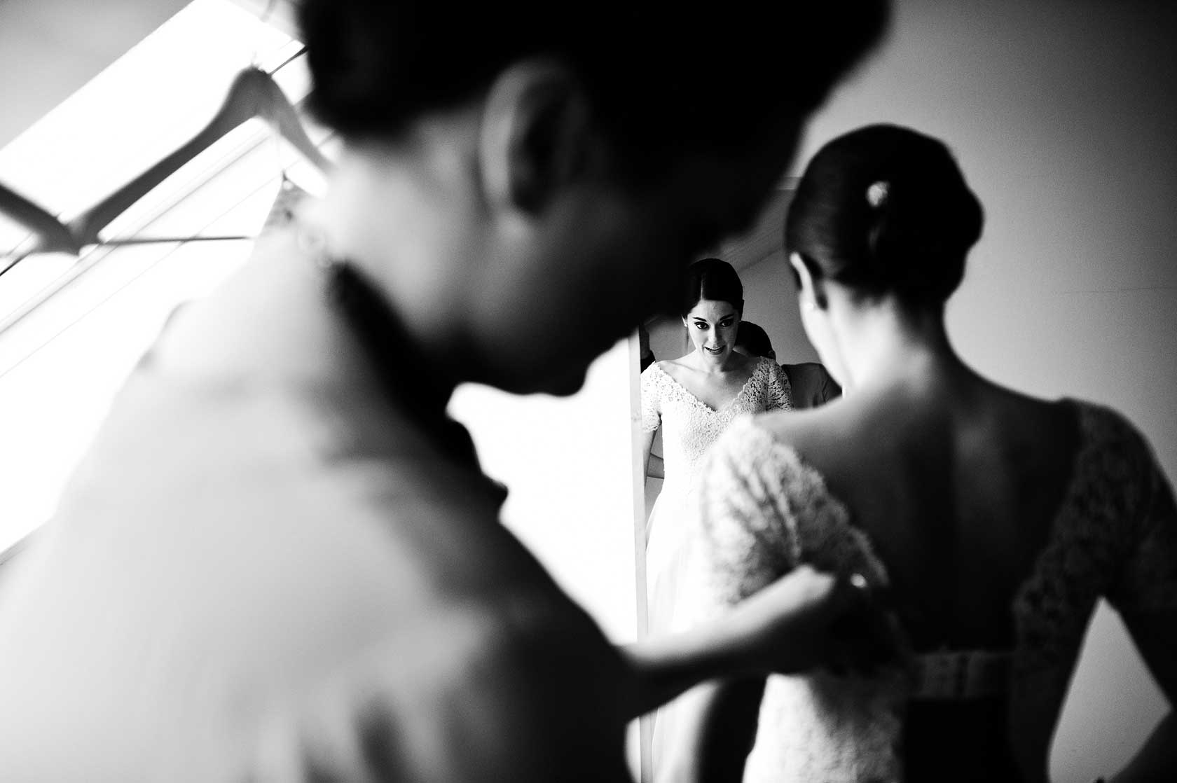 Reportage Wedding Photography at Crear
