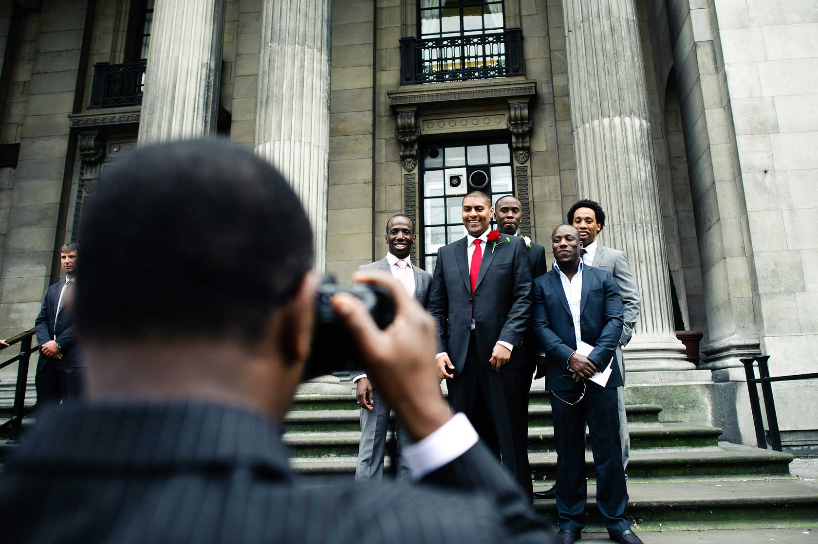 Reportage Wedding Photography at Old Marylebone Town Hall