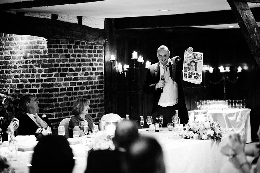 Great Fosters Wedding in Surrey