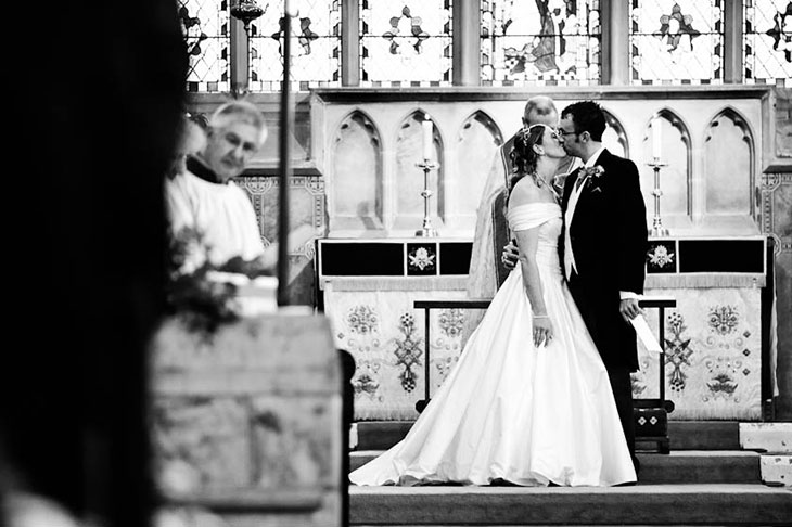 Rebecca and Tim - Wedding Photography at Ingestre Hall Arts Centre, Staffordshire