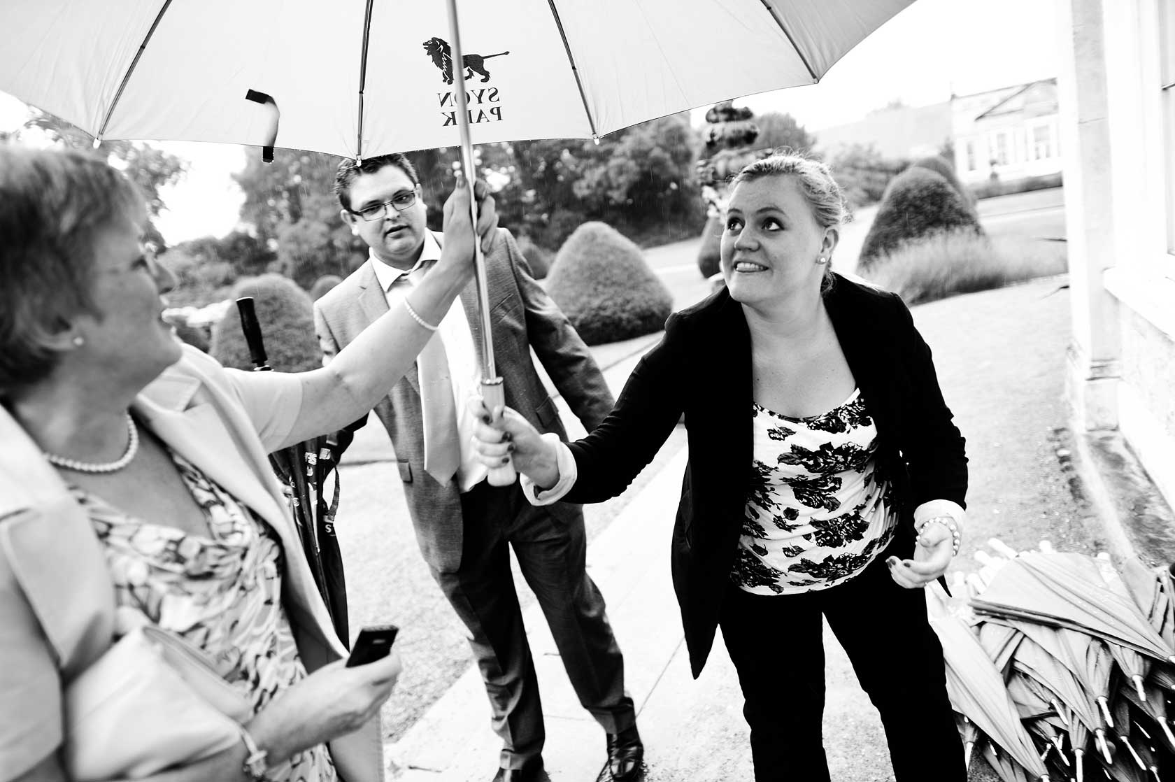 Reportage Wedding Photography in Surrey
