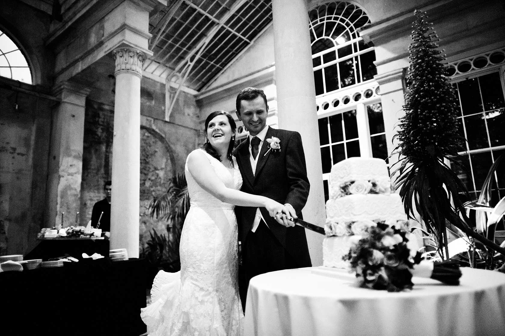 Syon Park Wedding in London