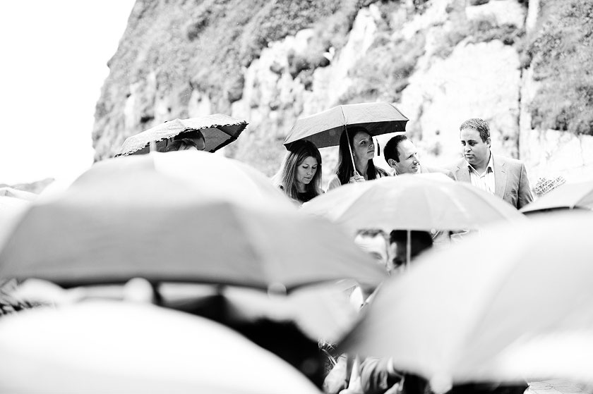 Geri and Gavin - Wedding Photography at Tunnels Beaches, Ilfracombe, Devon