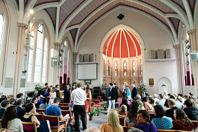 DIY Wedding in Suffolk