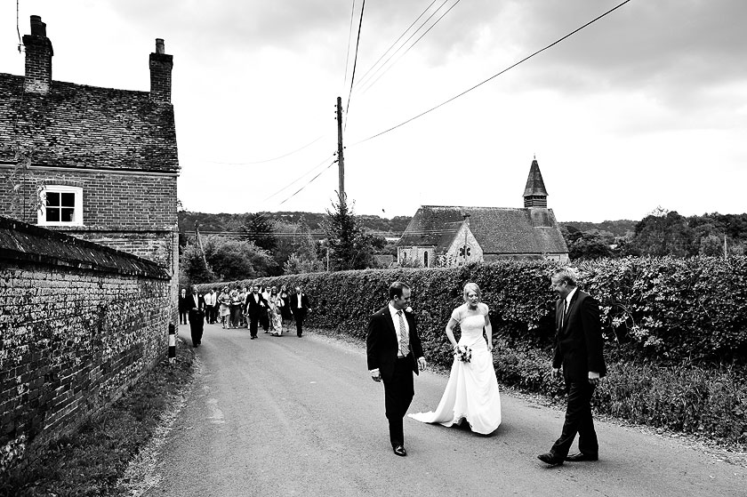 Wiltshire Wedding Photojournalism