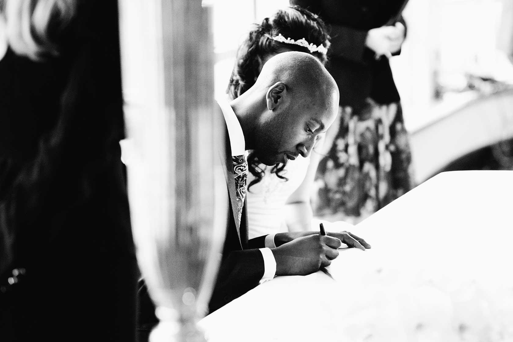London Rooftop Wedding Photography