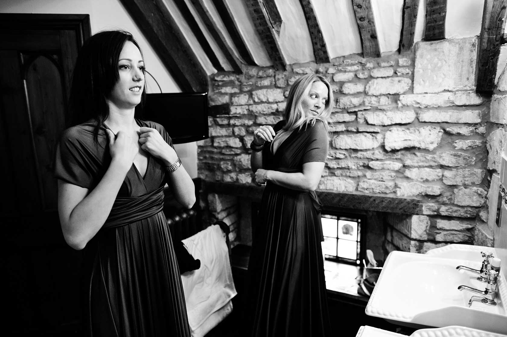 Wedding Photography in Castle Combe