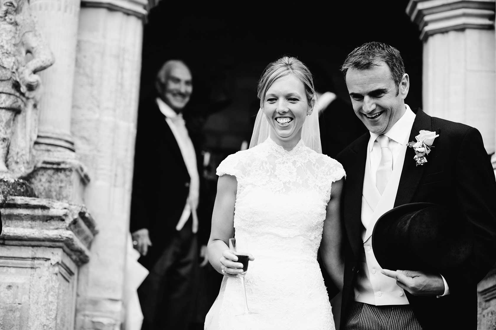 Wedding Photographer at Fountains Abbey