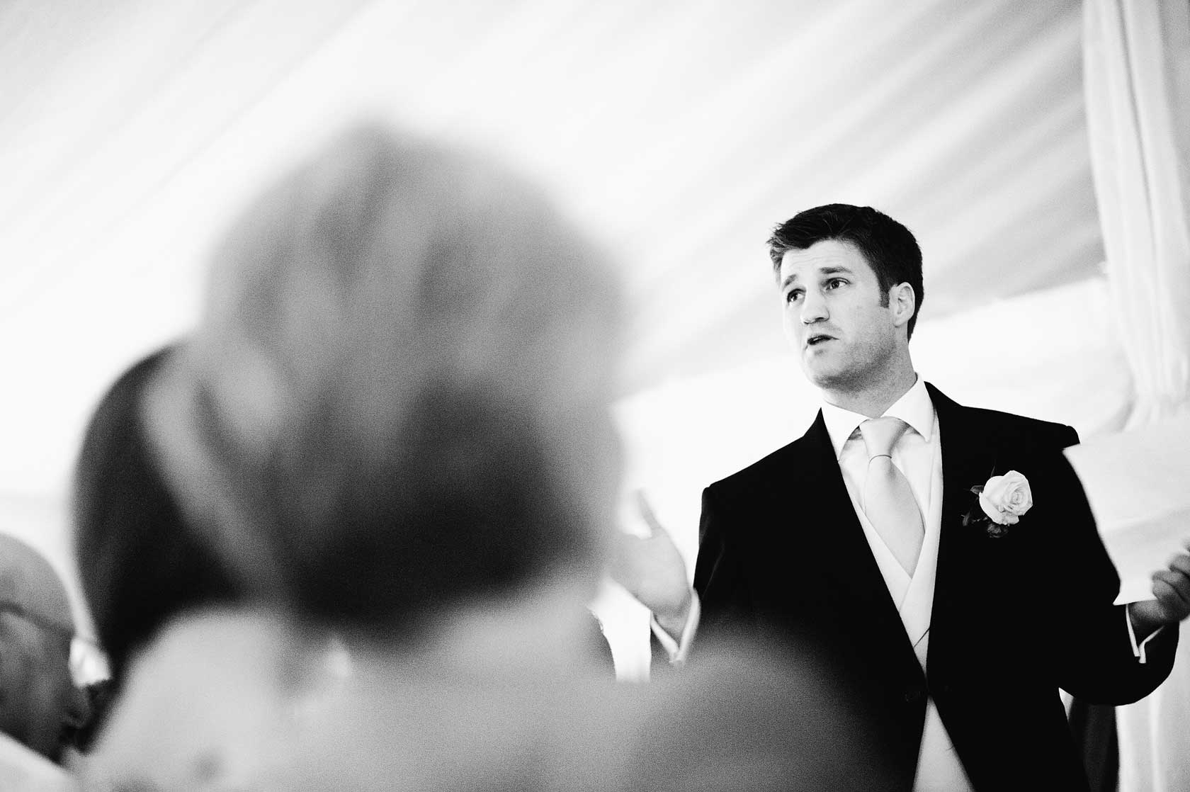 Reportage Wedding Photography at Fountains Abbey