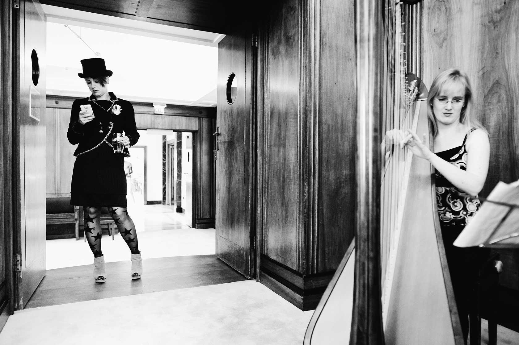 Wedding Photographer at Shoreditch House