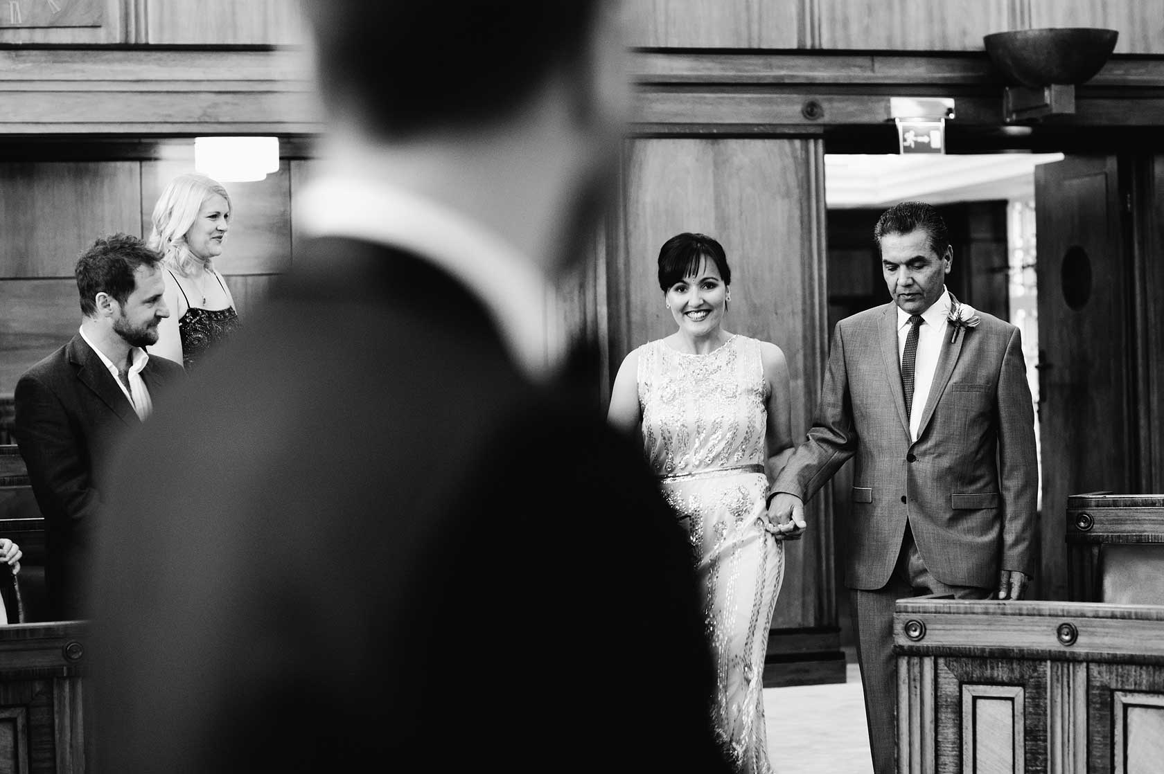 Reportage Wedding Photography at Shoreditch House