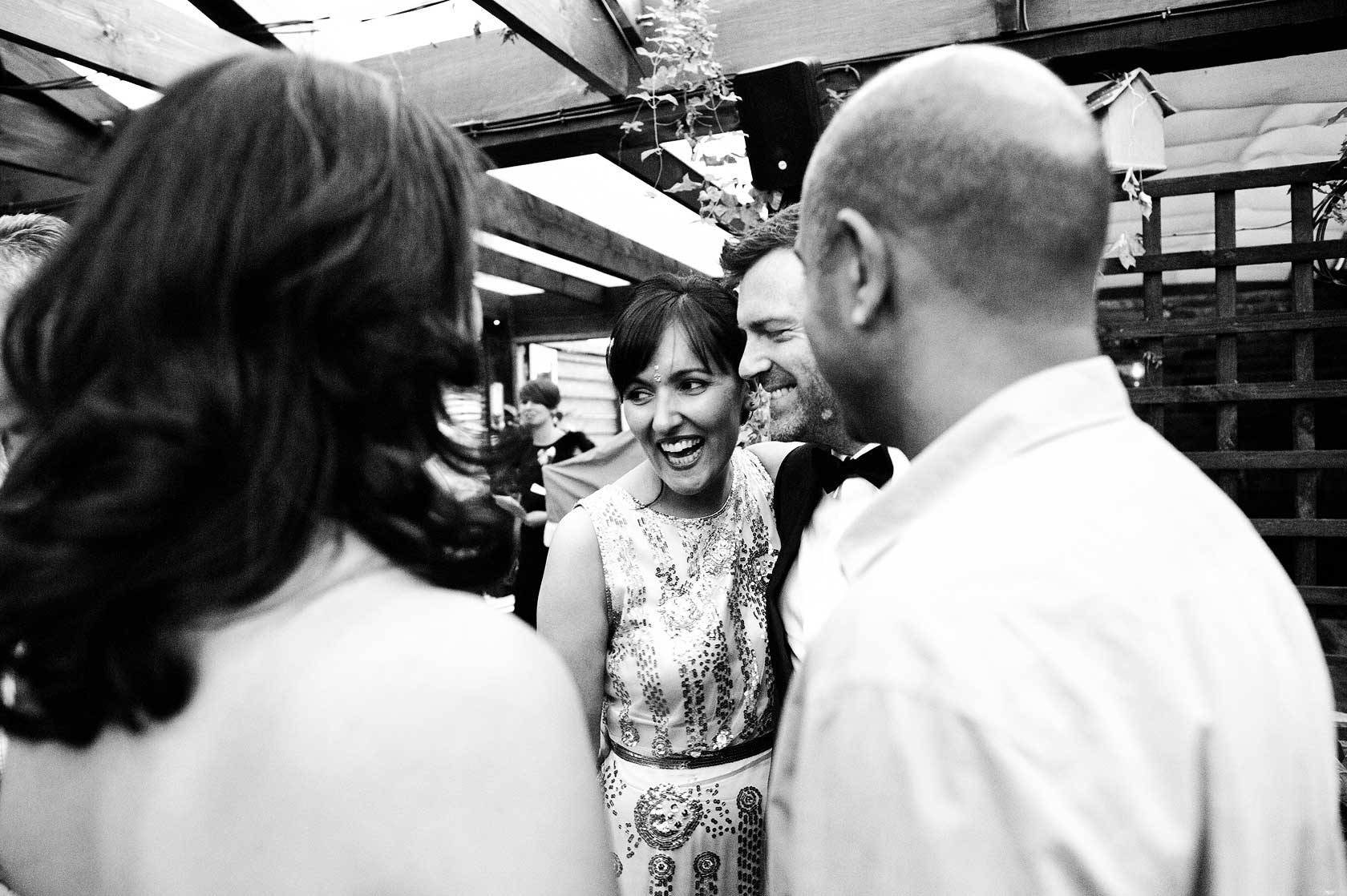 Shoreditch House Wedding Photography
