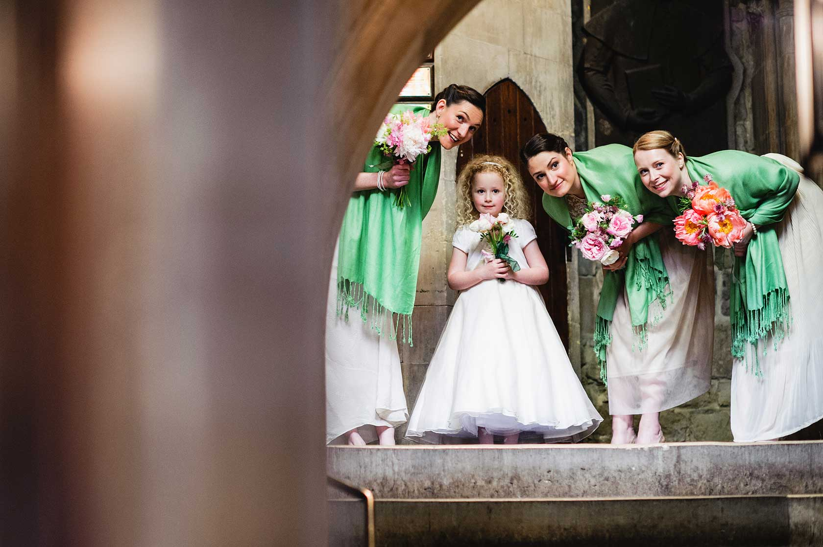 Reportage Wedding Photography at The Tab Centre