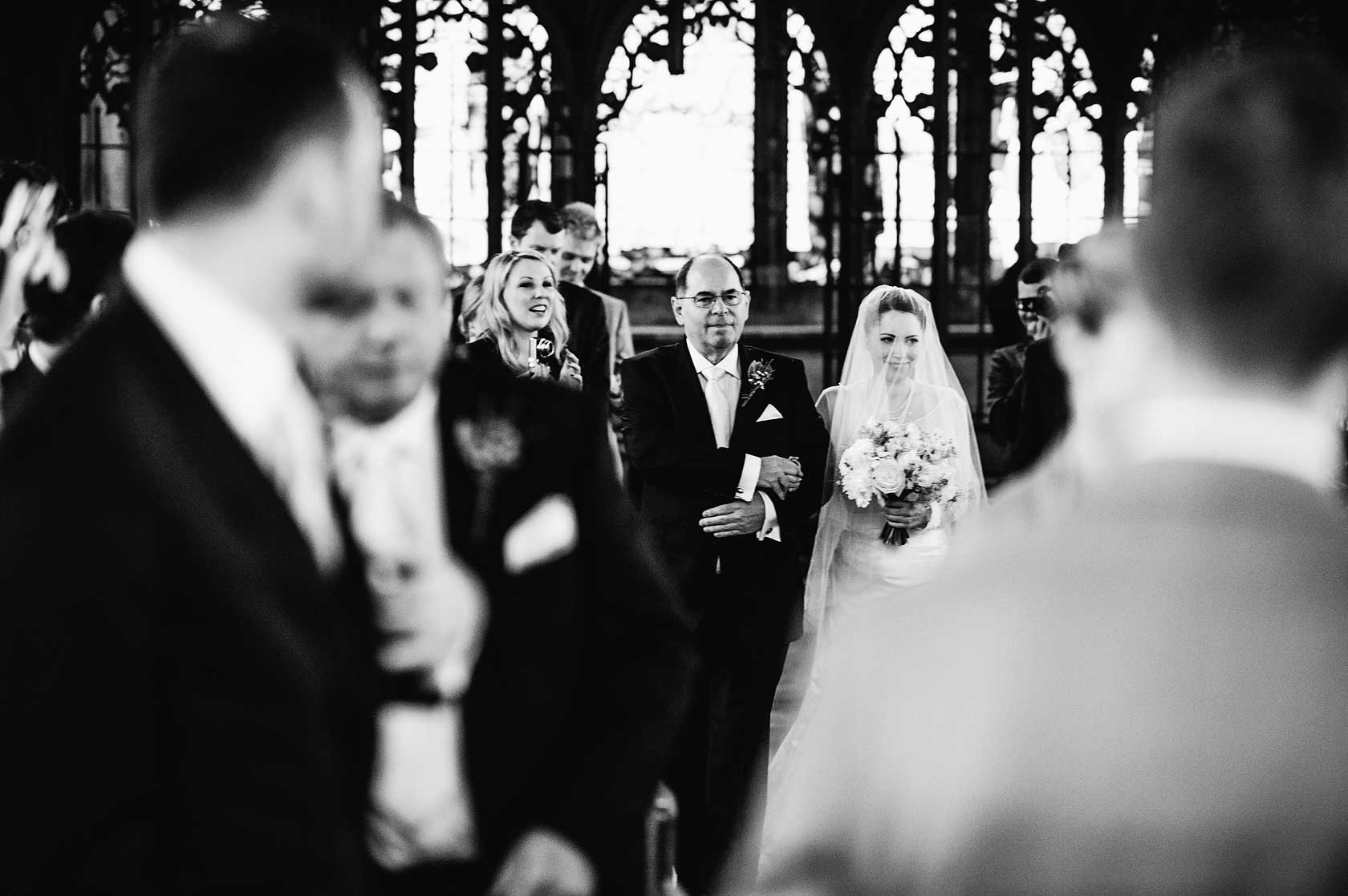 Wedding Photography at The Tab Centre