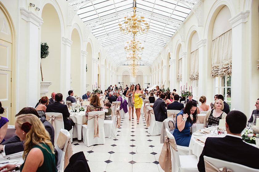 Inside Nigerian billionaire's son's wedding at Blenheim ...