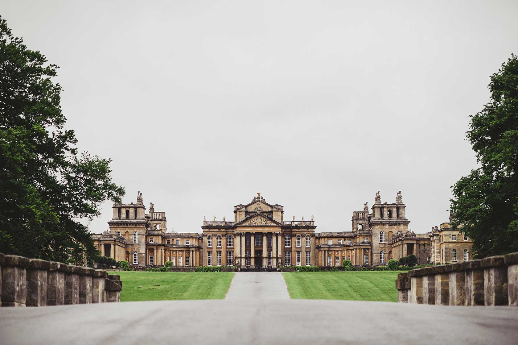 Stately Home Wedding Photography