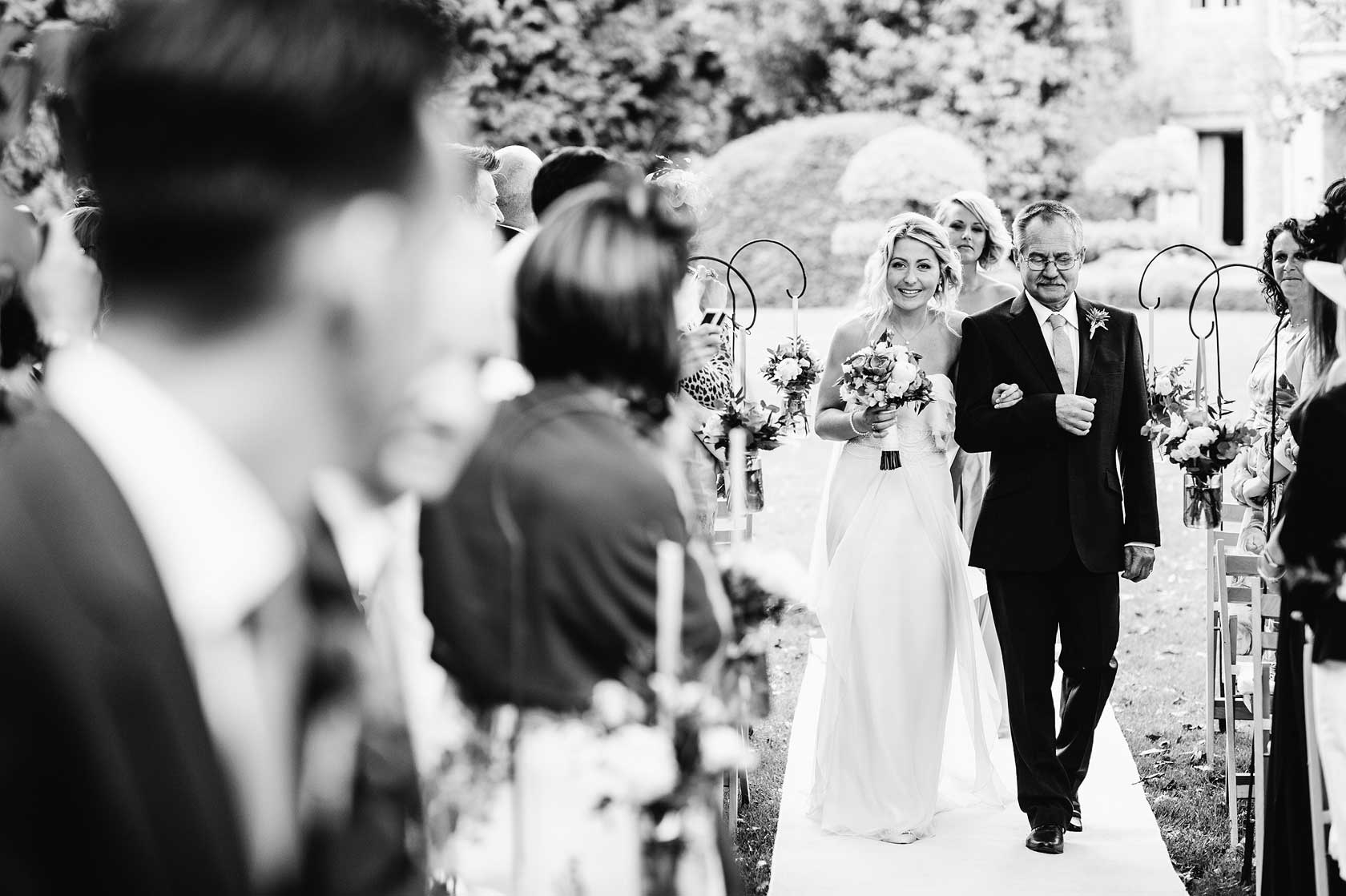 Cotswolds Manor House Wedding Photography
