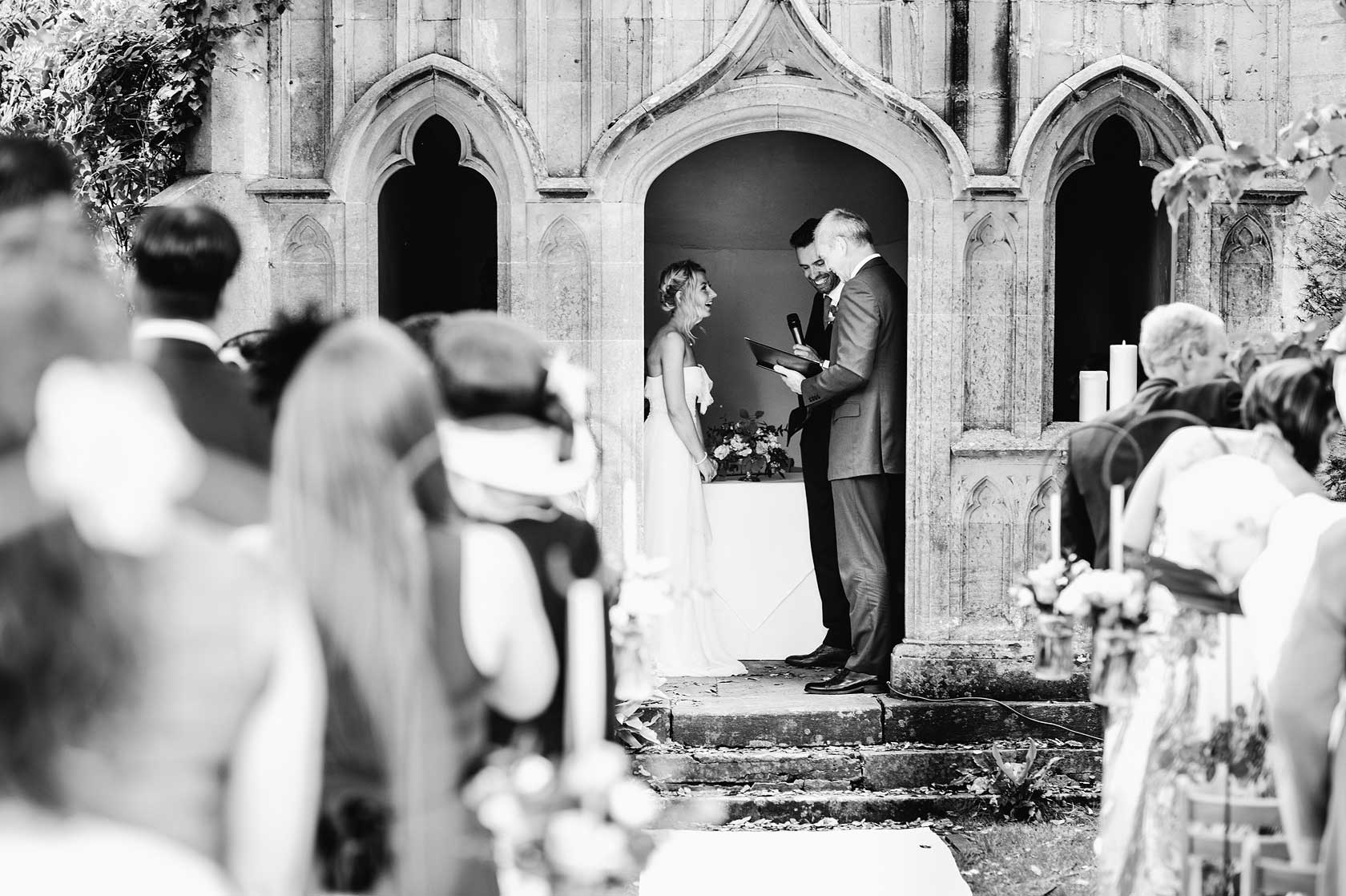 Reportage Wedding Photography at a Cotswolds Manor House