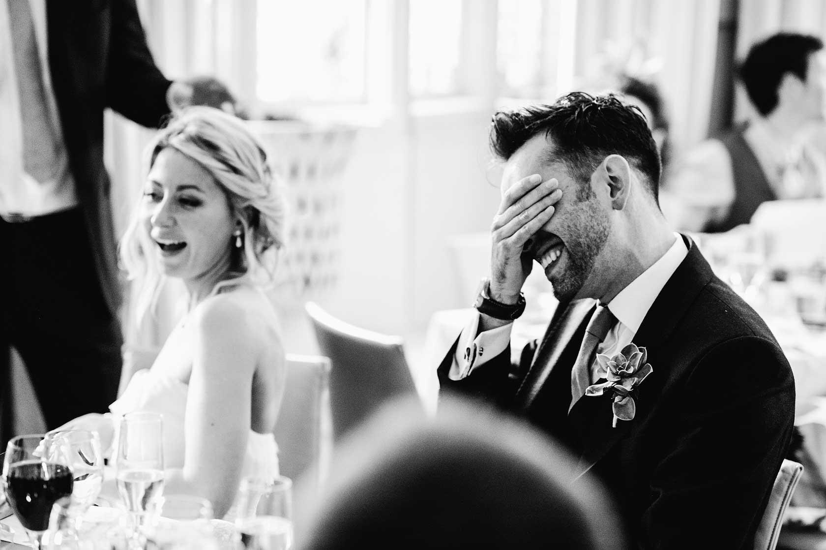 Wedding Photographer at Barnsley House