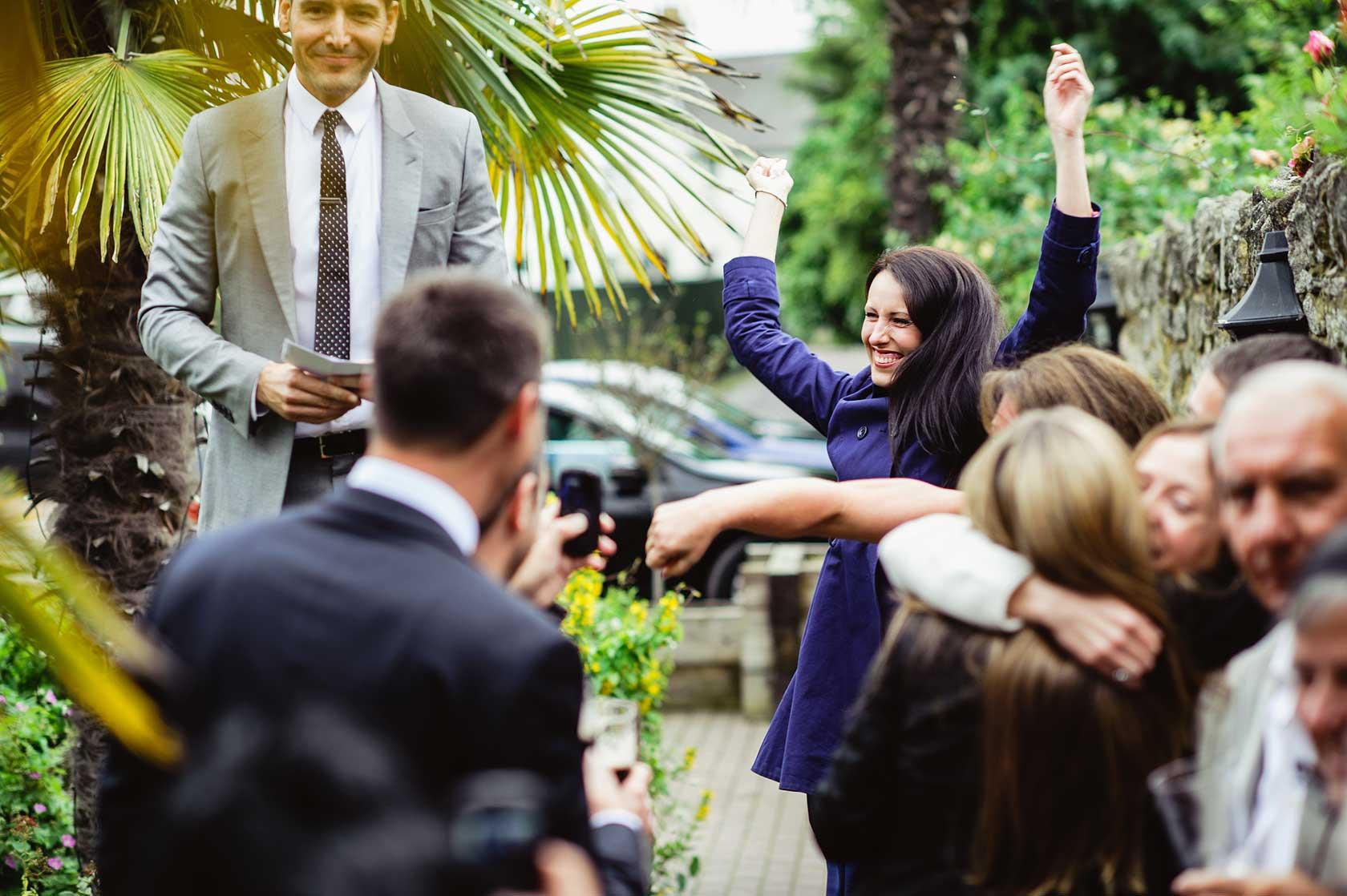 Crazy Bear Wedding Photography