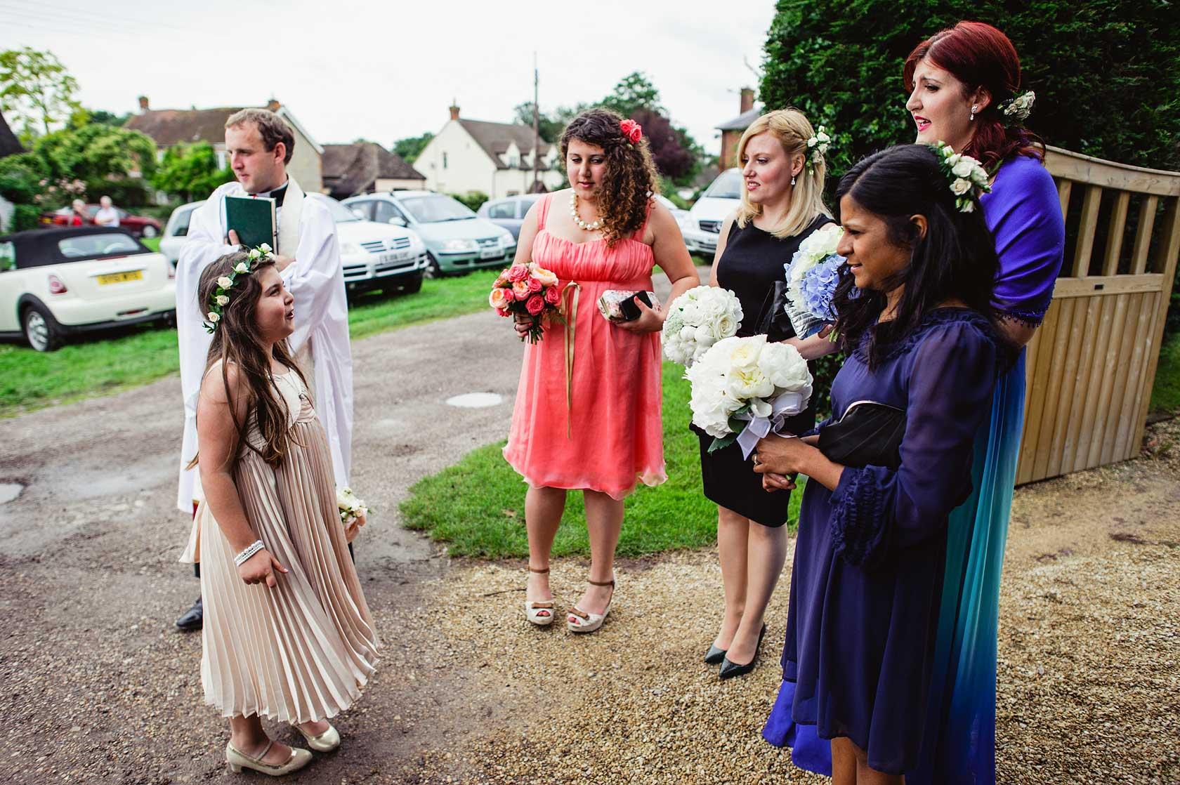 Wedding Photography at Crazy Bear