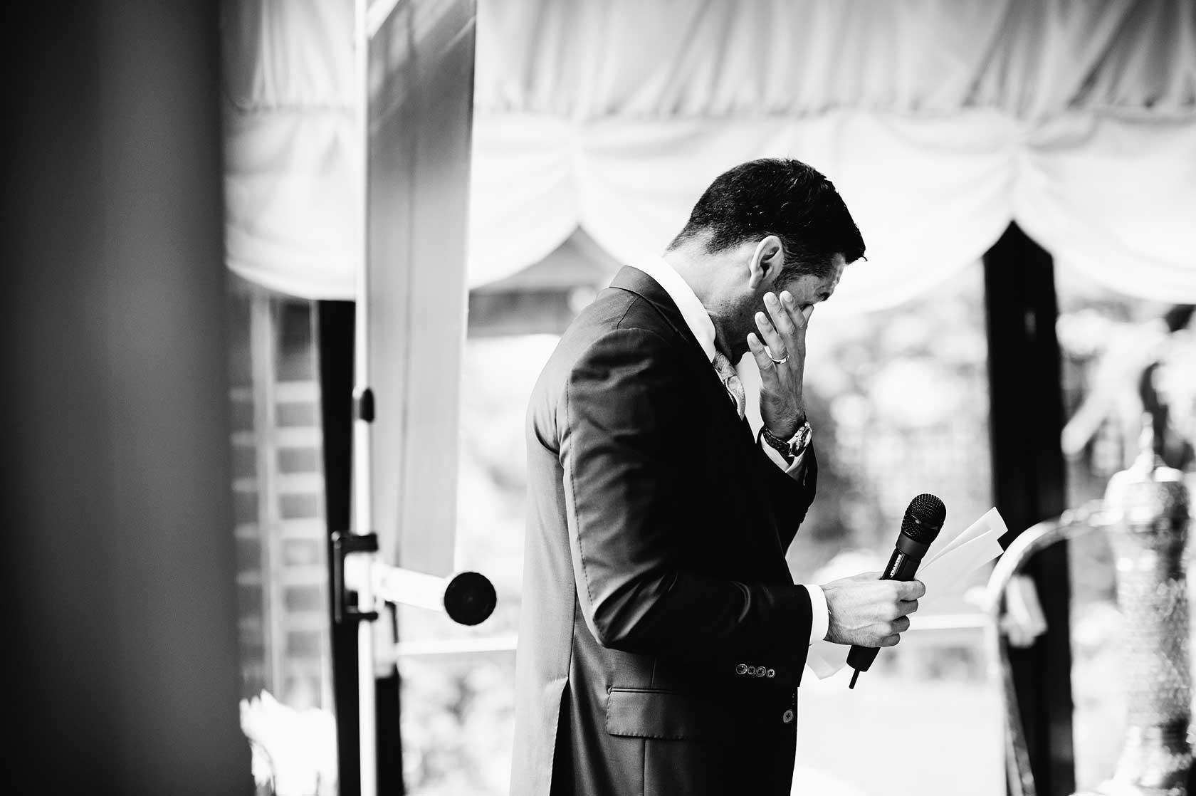 Wedding Photojournalism at Crazy Bear