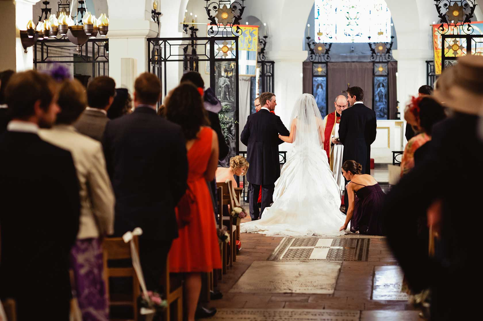 St Pauls Cathedral Wedding Photography
