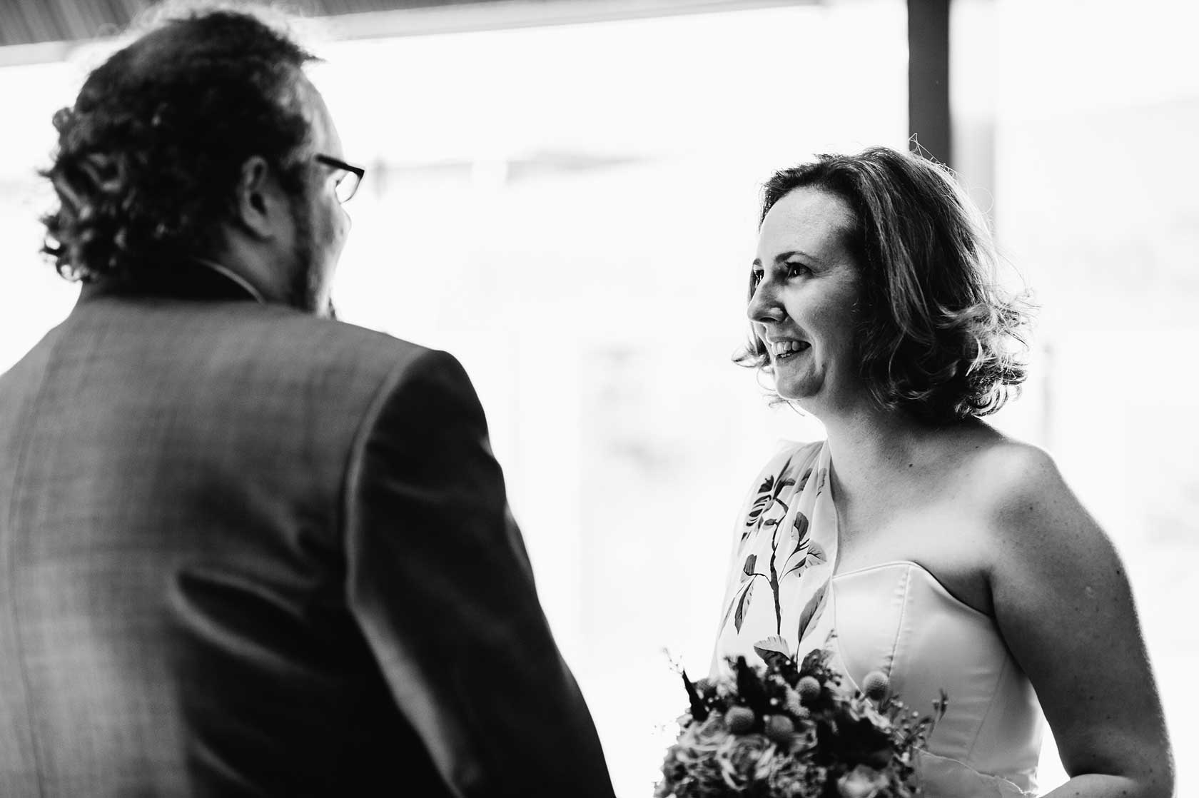 Reportage Wedding Photography at Brockholes