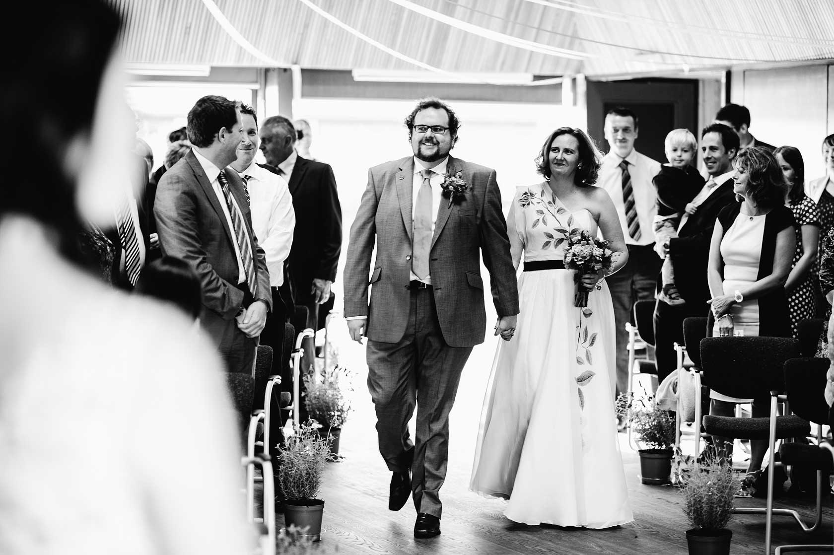 Wedding Photography at Brockholes