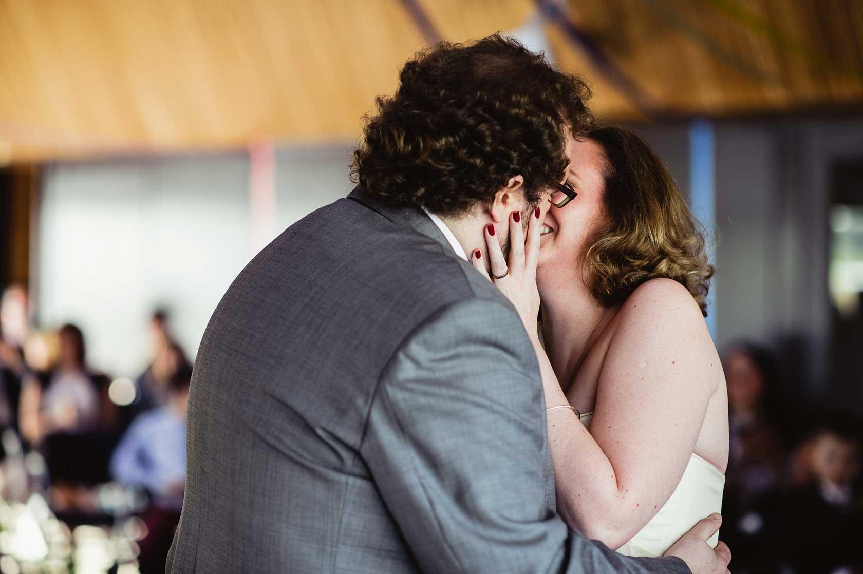 Wedding Photographer at Brockholes
