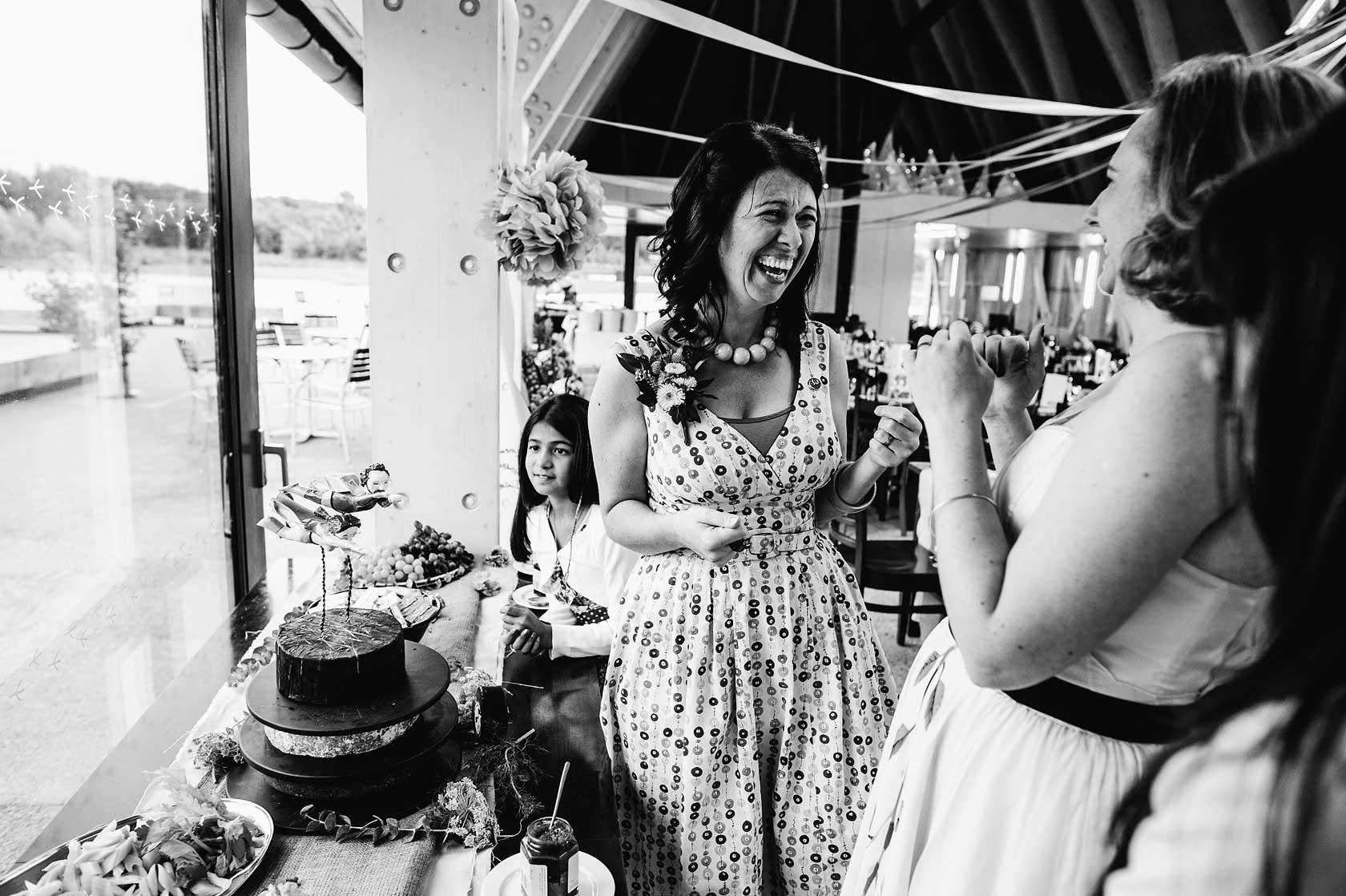 Wedding Photojournalism at Brockholes