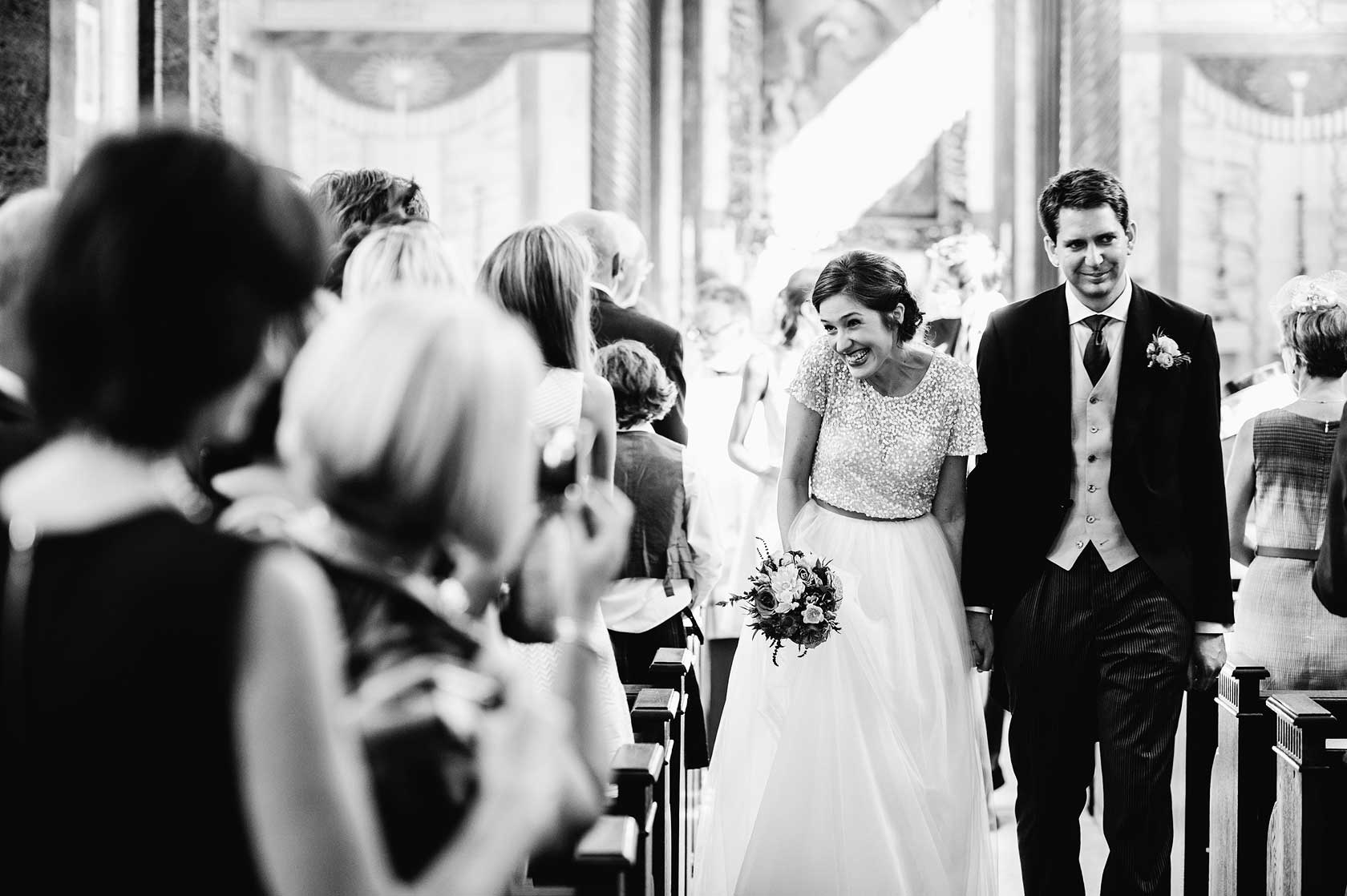 Reportage Wedding Photography at Kenwood House