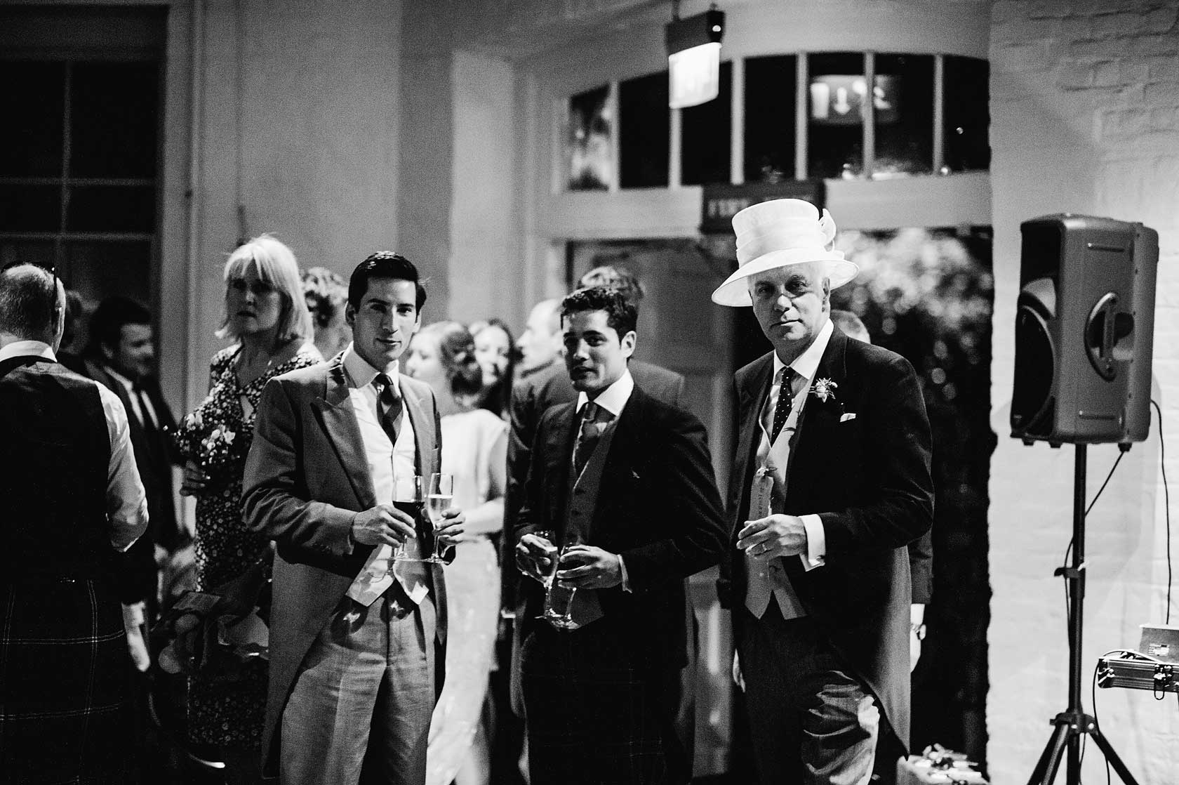 Reportage Wedding Photography at Kenwood House