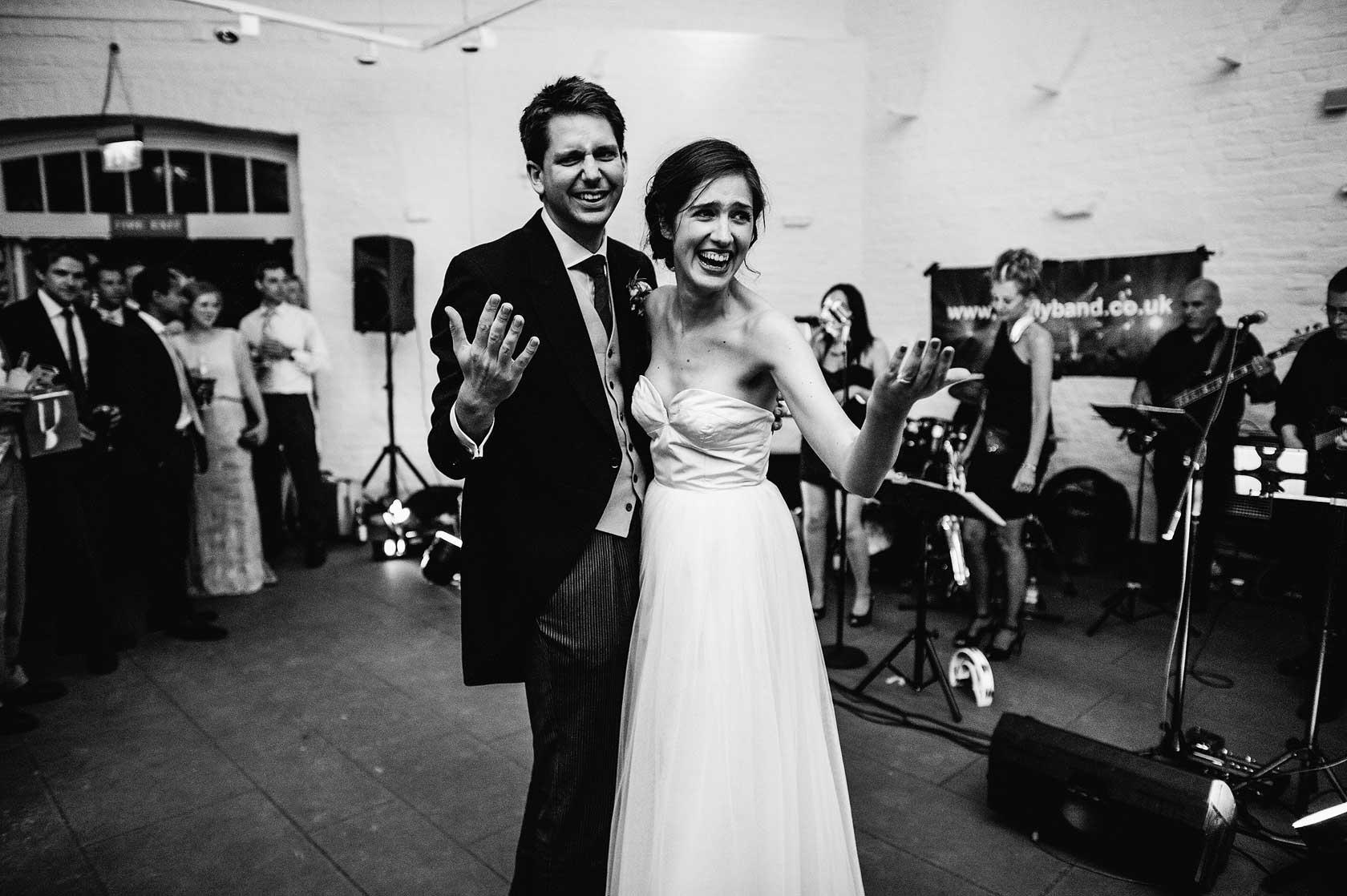 Wedding Photographer at Kenwood House
