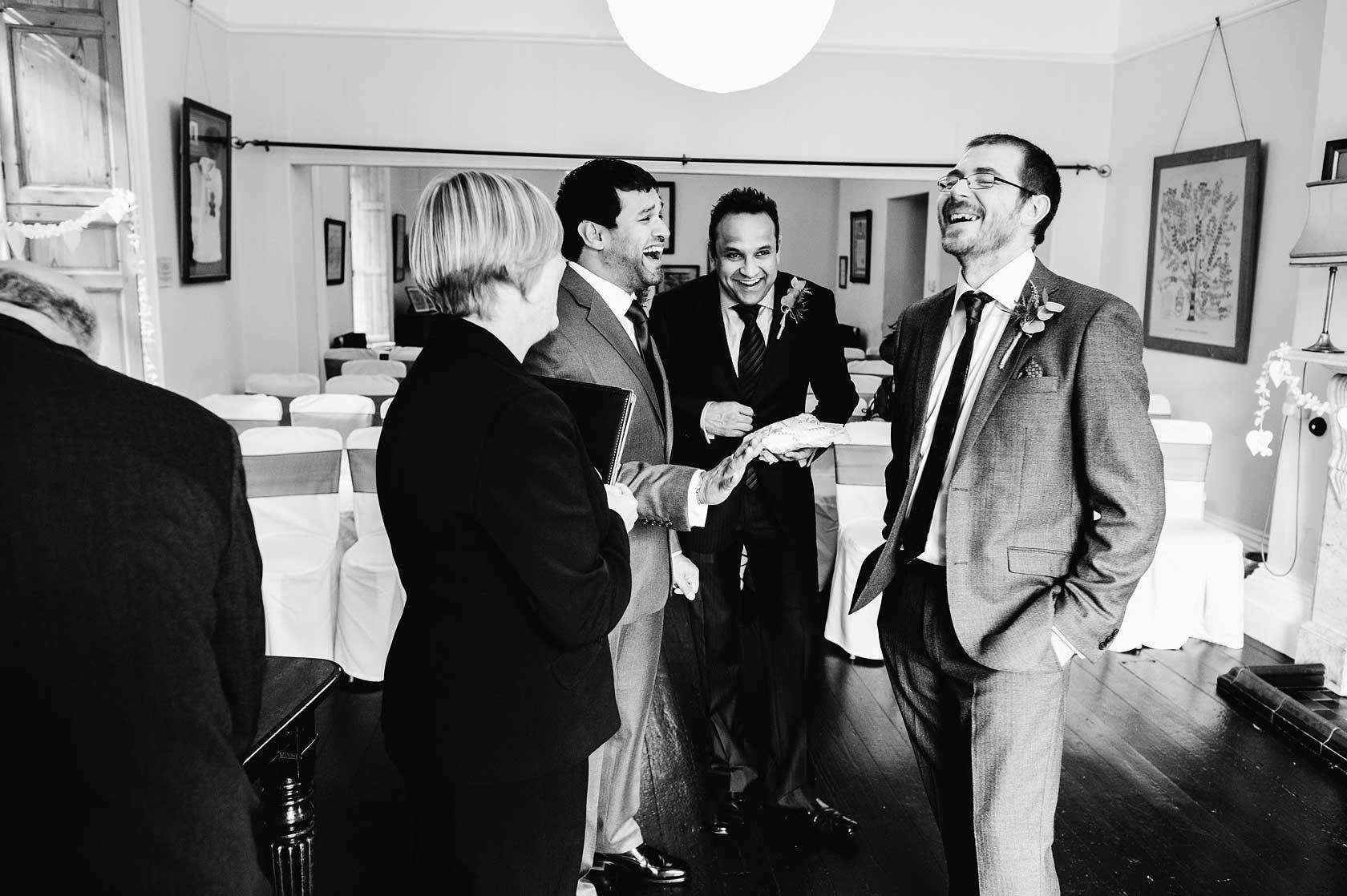 Reportage Wedding Photography in Wellington