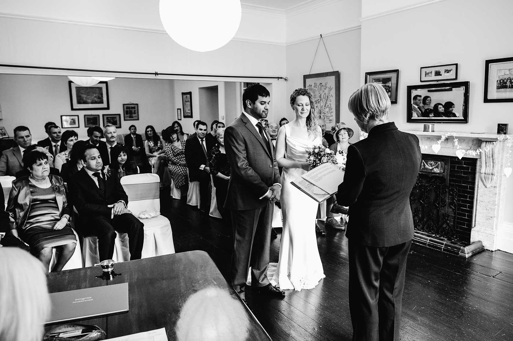 Tone Dale House Wedding Photographer