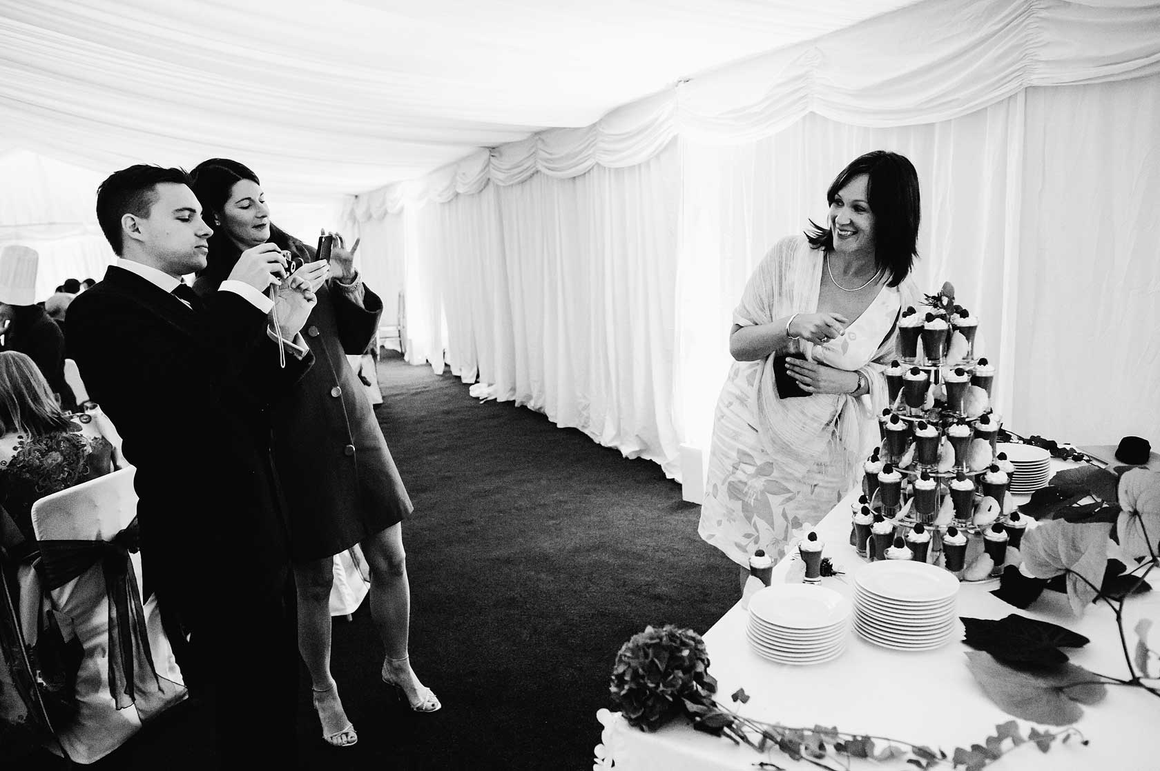 Wedding Photographer at Tone Dale House