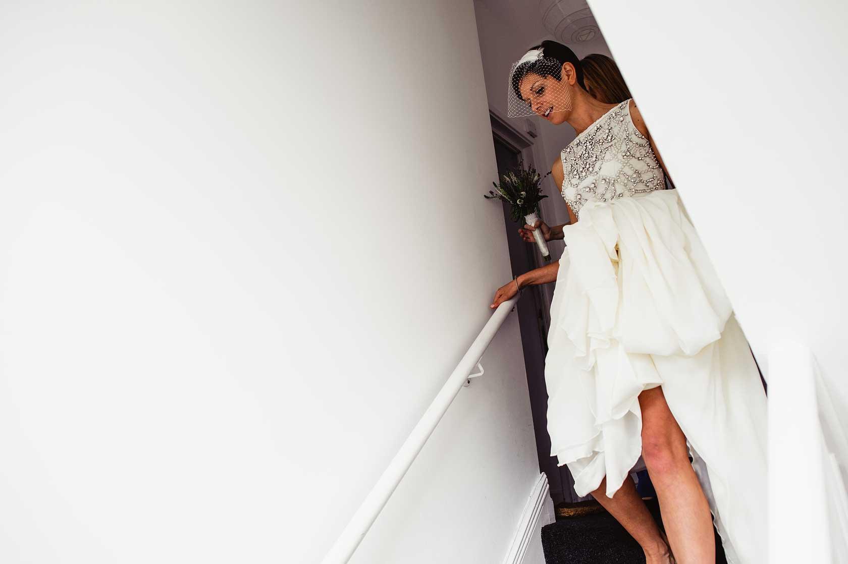 Reportage Wedding Photography at Islington Metalworks