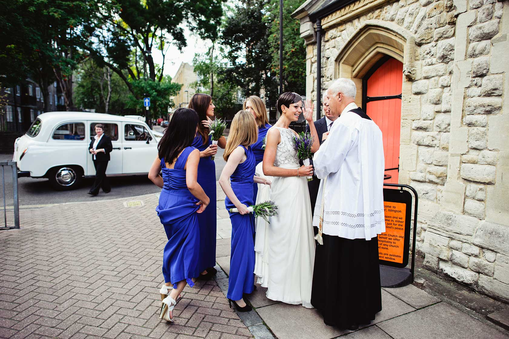 Islington Wedding Photography