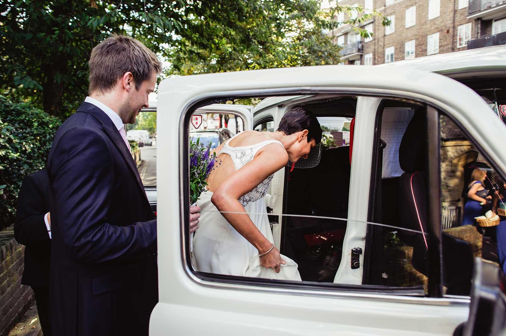 Islington Metalworks Wedding Photography