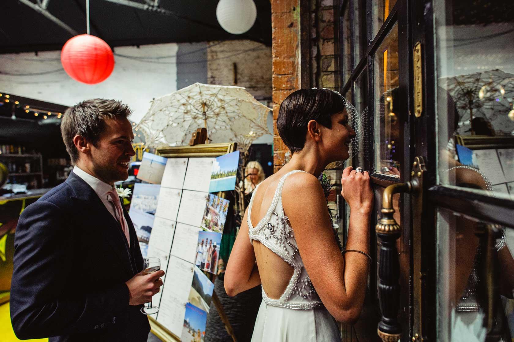 Islington Metalworks Wedding Photographer