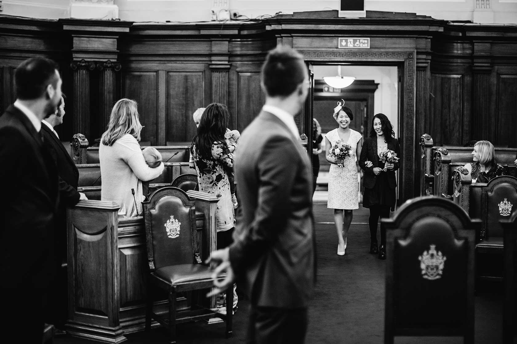 Islington Wedding Photographer