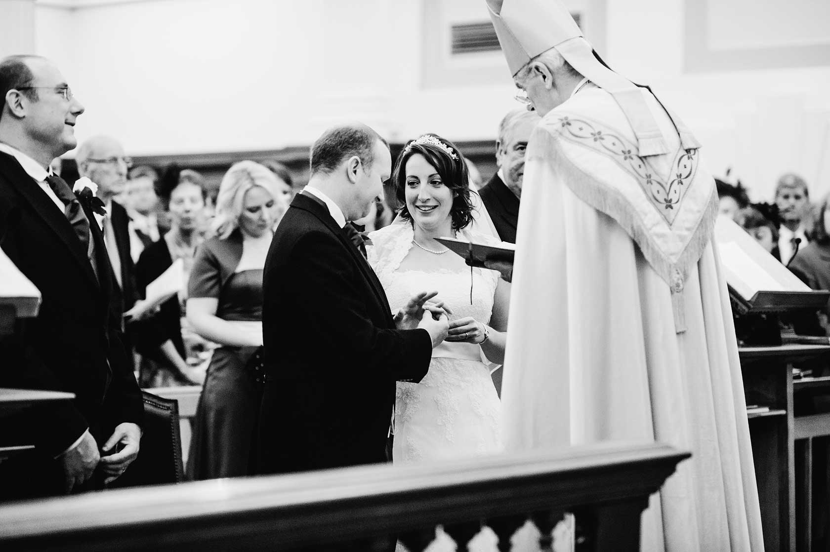 Mercers Hall Wedding Photography