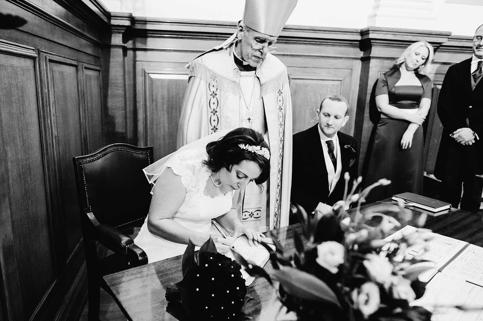 Mercers Hall Wedding Photographer