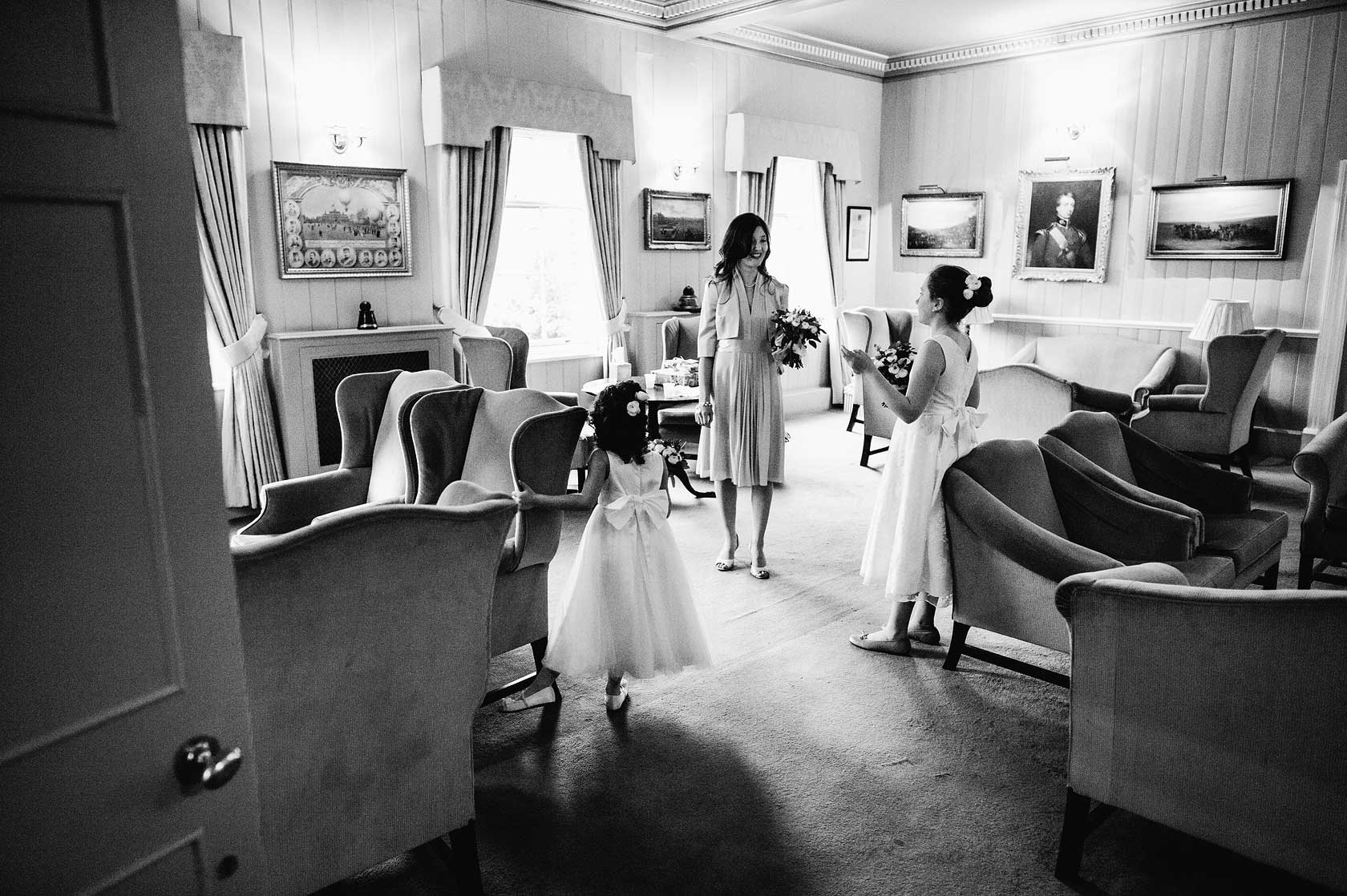 Reportage Wedding Photography at Honourable Artillery Company