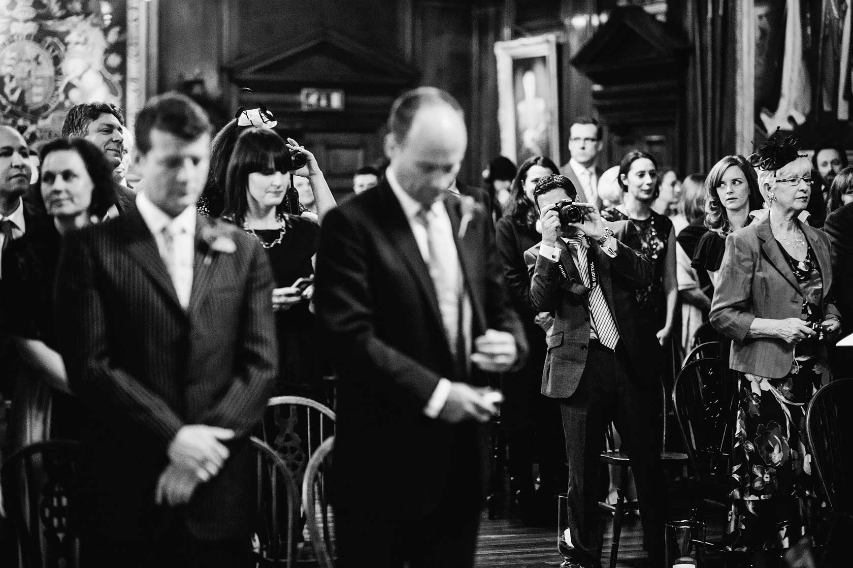 Honourable Artillery Company Wedding Photography