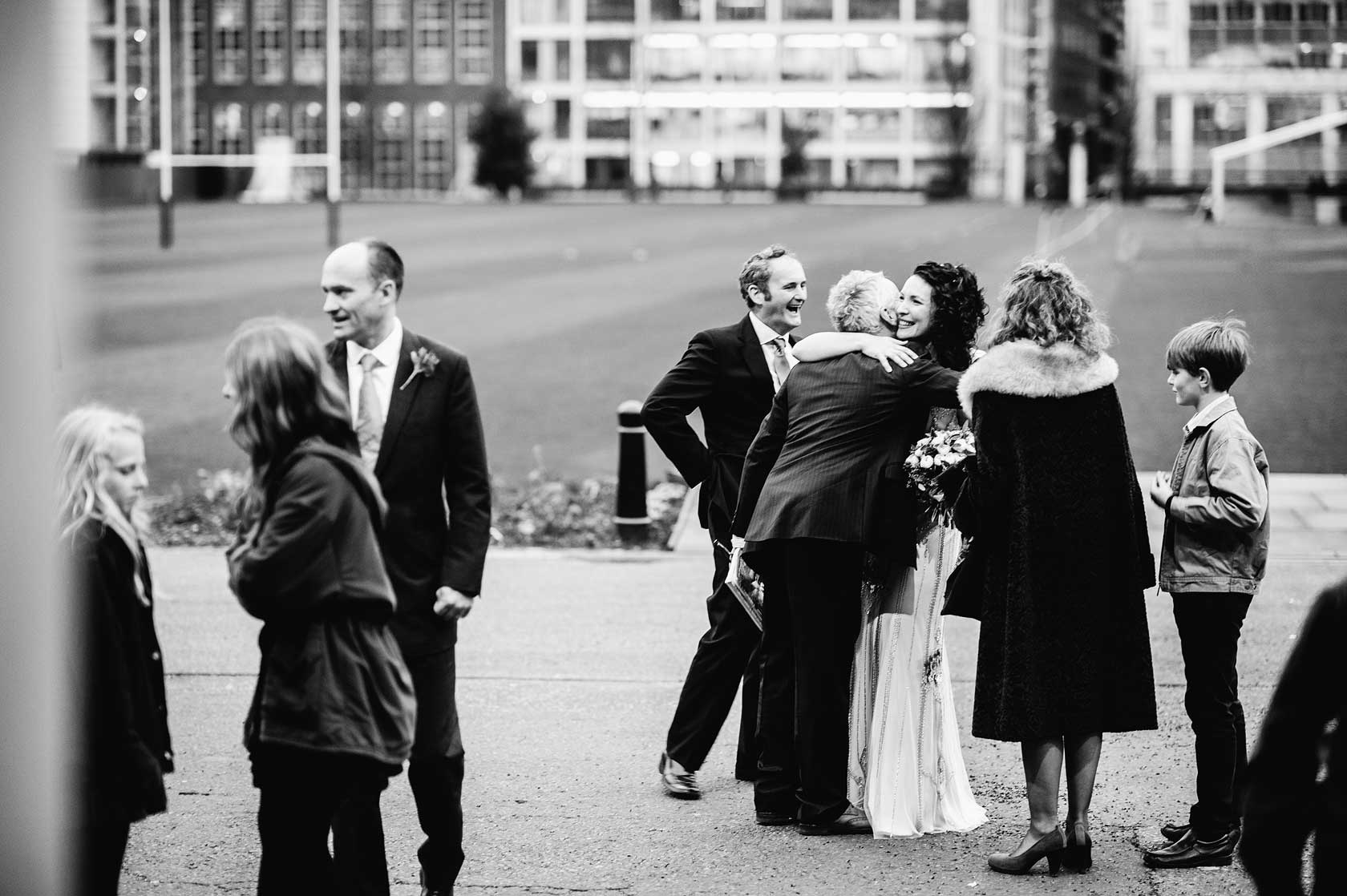 Wedding at Honourable Artillery Company